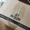 wiggleで注文したものたちが届いたよ!