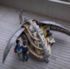 テントウムシ型の移動図書館がいろんな意味で凄い