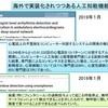 内閣府「人工知能ホスピタル」プロジェクトー7