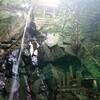 【長尾の滝(雌滝)】生駒山系唯一の瀑布【天龍院】