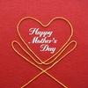 今年の母の日は5月12日(日)母の本音!もらってうれしい人気プレゼントランキングを紹介!