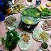 香港地元飯、熟食中心、火鍋:お魚と野菜補給に泉記の火鍋 (柴湾、漁灣街市熟食中心)