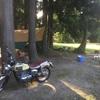 2017年7月:川口公園キャンプ場(新潟県長岡市)1回目