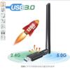 fedora 30 Amazonで1,800円で買ったUSB3.0 WiFiトングル 1200Mbpsの実測