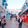【チュニス】青と白のコントラストが美しい街