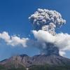 桜島では18日に爆発的な噴火を3回観測!大きな噴石は6合目まで飛散!!