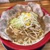 620. ジョニーの味噌ラーメン@ジョニーの味噌(三ノ輪橋):唯一無二の極太麺がやみつきになるド濃厚味噌ラーメン!