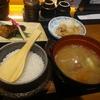 大手町【よね蔵】本日の日替りランチ ¥850(税別)