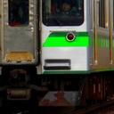早朝の普通列車