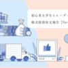 初心者大学生トレーダーの株式投資の収支報告【Part.2】