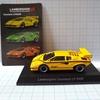(レビュー)京商ミニカー ランボルギーニ ミニカーコレクション6 Lamborghini Countach LP500R