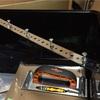 道具箱改造 ネジ箱を引っ掛けて収納