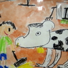 第2回児童動物絵画コンクール作品展が始まります