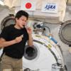 ☆☆☆宇宙ステーション・生活・金井恒茂宇宙飛行士♪♪♪