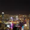 香港夜景の話