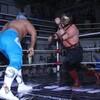 エチセロがディアマンテアスルをシングルマッチで破る!