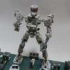 【ガンプラ】 1/100 リアルタイプ MS-06 ザクを作る その135 2020年1月27日 【旧キット】(内部フレーム フルスクラッチ)
