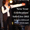 "Tetsuya Ota Solo Piano Live vol.1 2012 ""New Year Celebration"""