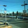 浸水想定区域内の村岡新駅とリスク