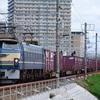 第1733列車 「 白昼走行の国宝機、EF66 27を狙う 」