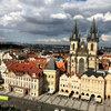 プラハ観光のおすすめポイントは旧市庁舎の塔