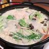 寒い日はやっぱり鍋!最近ヒットした「白だし豆乳鍋」オススメです~♪