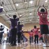 寺尾小学校区 地区運動会
