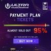 来年のマイアミ・ULTRA MUSIC FESTIVAL 2017は3/24〜26に開催。しかしチケットが既に95%完売!迷ってる人は急げ!