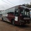 【インド】ブッダガヤからカトマンズまでバス移動