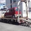 深谷市からレッカー車で車検の切れた法人名義の故障車を廃車の引き取りしました。