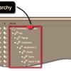 セクション2.3- シーンペインでの選択【DAZ3D】日本語ユーザーガイド UserGuide 非公式