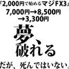 【2,000円で始めるマジFX3】3週目の取引結果:2018年1月22~26日