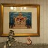 絵画がいっぱい&壁紙♪ ディズニーランドホテル コンシェルジュ ディズニーシンデレラルーム♪