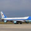アメリカの次期大統領専用機「エアフォース・ワン」のボーイング747-8 トランプ氏の発言によりキャンセルか?