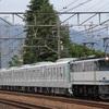 第504列車 「 甲27 東京地下鉄13000系(13120f)の甲種輸送を狙う 」