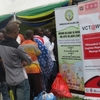 『VCT@WORK 就労者のための個人情報を守る自発的HIV検査とカウンセリング』から その2 エイズと社会ウェブ版301