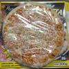 【コスパ最高】業務用スーパーにあったピザが美味しくてお酒が進む(*´ω`*)