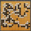【囲碁】私の実戦から:ウッテガエシを双方うっかり