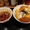 駅ナカの立ち蕎麦で出汁たっぷりのカツ丼   @上野 いろり庵きらく上野店