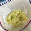 【春キャベツ】薄味・塩もみ・作り置き・夕食のもう1品に楽ちん料理