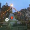 【ネパール】スワヤンブナート寺院からサンライズを望む編