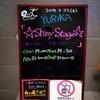 YURiKAデビュー1周年記念ワンマンライブ「☆Shiny Stage☆~敢えて言おう、全曲やるぞ!~」に行ってきた。
