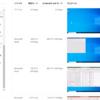 Windows10 RDP 利用時の利用帯域幅が例示されていました