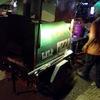 トゥクトゥクピザ屋「トゥクトゥクにドラム缶積んで、どこでも石釜ピッツァ焼きます!!」