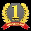 【祝☆ブログ1周年】いつもありがとうございます!~PVや収益報告も~