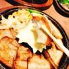 李朝園さんのチーズサムギョプサルを堪能!