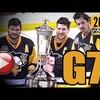 Ottawa Senators vs Pittsburgh Penguins. NHL 2017 Playoffs. Eastern Conference Final. Game 7. (HD)