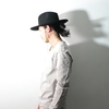 "New Arrival  / ""ASKYY"" LONG BRIM HAT"