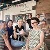 ツナグカフェで、今夏最後のカキ氷