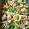 鶏のレモン煮しょうゆベース